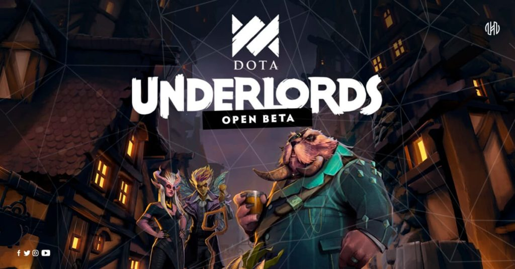Underlords, Beta, Febrero 2020, Valve,