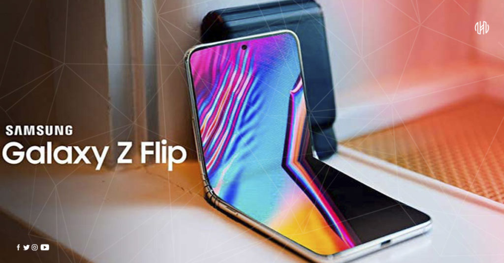 Samsung, Galaxy Z Flip, Vidrio Plegable,