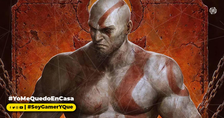 God of War: Fallen God es anunciado por Dark Horse
