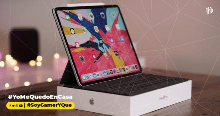 Así es la nueva y poderosa generación de iPad Pro