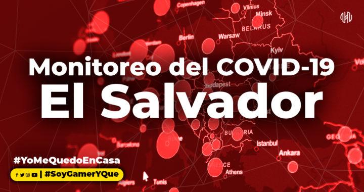 EN VIVO | Comportamiento del COVID-19 en EL SALVADOR
