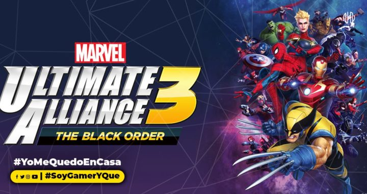 Marvel Ultimate Alliance 3 revela nuevos trajes para Guardians of the Galaxy