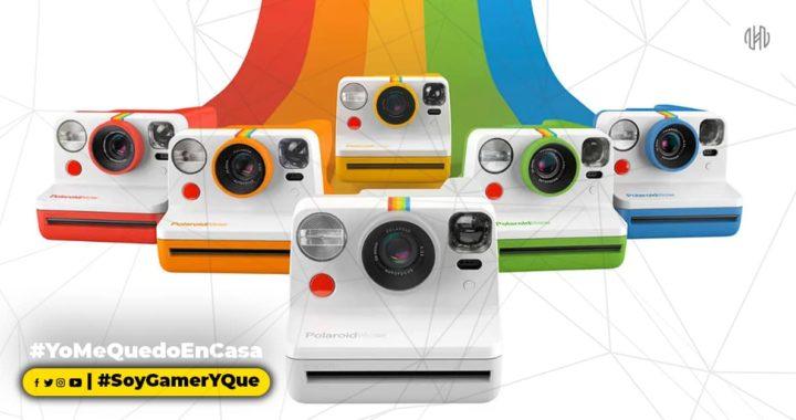 Polaroid Now: La nueva cámara estrena funciones y look