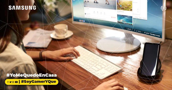 Aprovecha la tecnología para realizar mejor tu trabajo desde casa