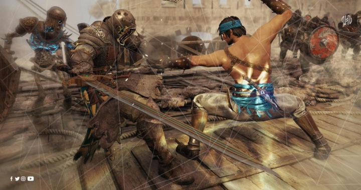 Ubisoft revive a Prince of Persia pero en un evento para For Honor