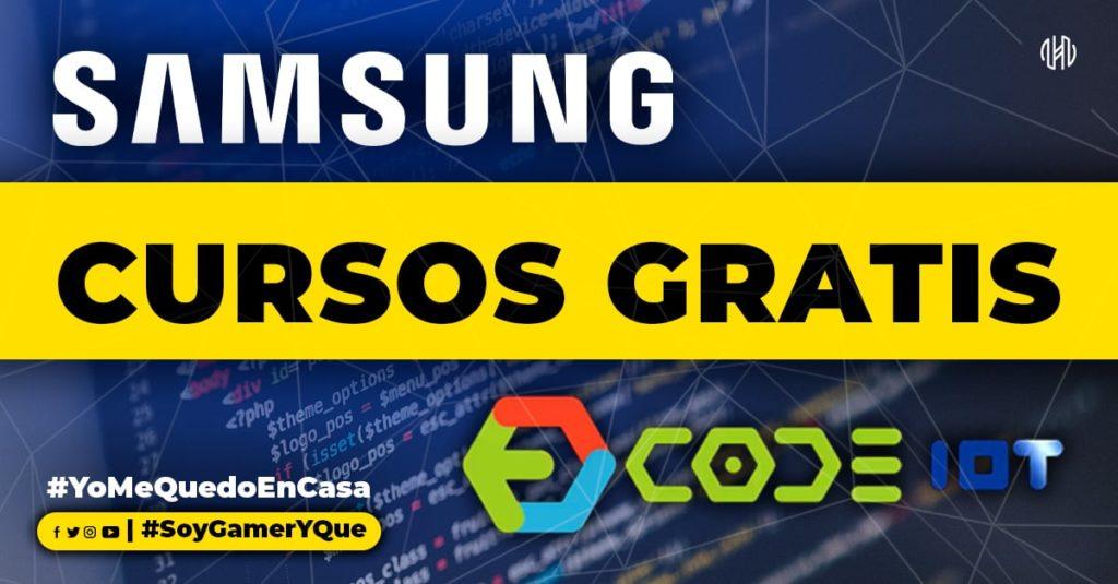 Samsung, Curso Online, Capacitacion, Desaroollo,