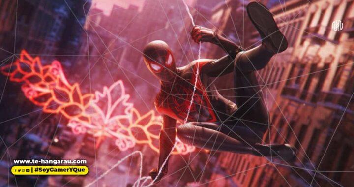 Spider-Man: Miles Morales tendrá nuevas habilidades