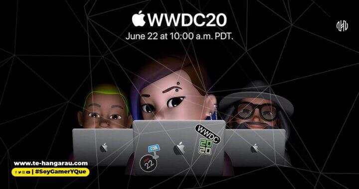 Es hoy el WWDC 2020 – APPLE