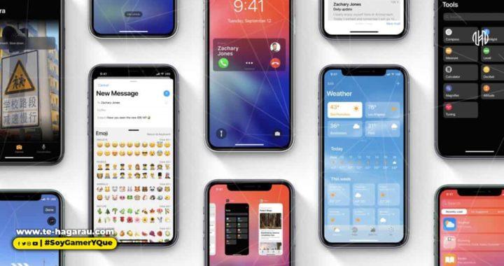 iOS 14: Widgets, modelos compatibles, novedades