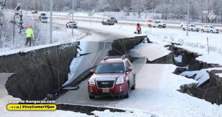 Sismo de magnitud 7.8 en la Península de Alaska activó alerta de tsunami