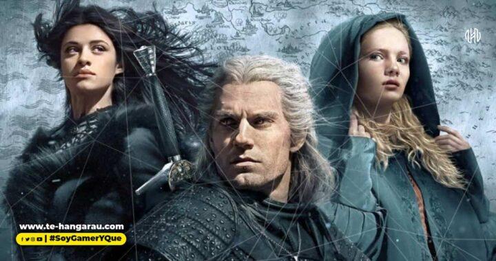 The Witcher: Blood Origin nueva serie anunciada por Netflix