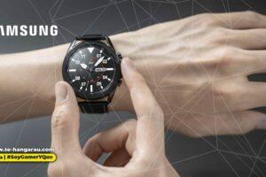 Galaxy Watch3, un reloj inteligente premium junto con funciones de salud avanzadas