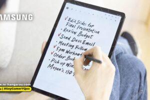 Galaxy Tab S7 y Tab S7 +, tabletas versátiles para productividad y creatividad