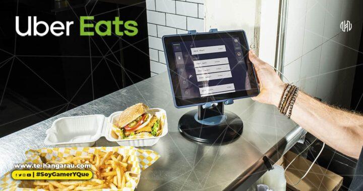 Uber Eats acerca a los restaurantes con sus comensales  mediante una nueva plataforma