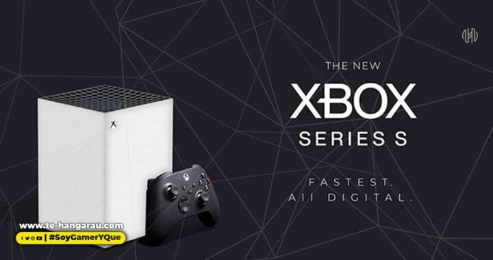 Xbox Series S es una realidad, se filtra en empaque de nuevo control de Xbox