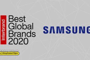 Samsung Electronics se clasifica en el Top 5 del 'Best Global Brands 2020' de Interbrand