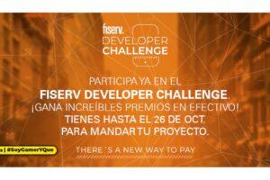 Aún puedes participar para ganar hasta 150 mil pesos en el Fiserv Developer Challenge México 2020