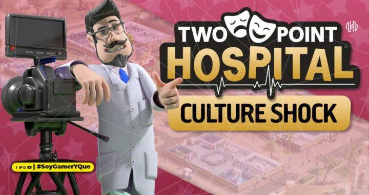 """Salva al mundo artístico con """"Choque Cultural"""", el nuevo DLC de Two Point Hospital™"""