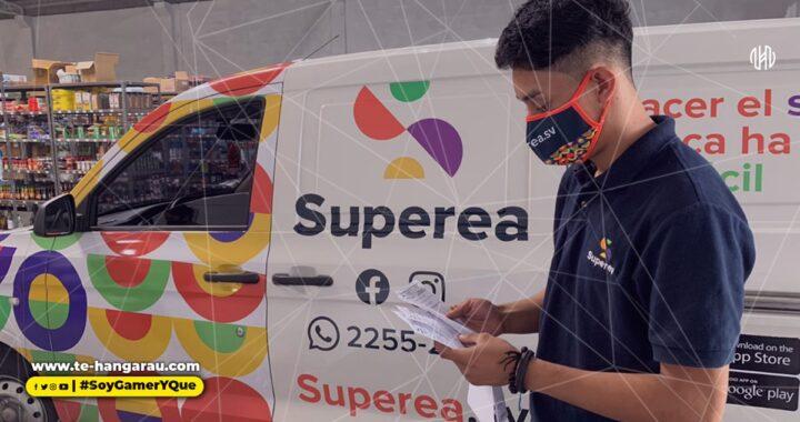 Superea, los pioneros en los supermercados digitales en El Salvador
