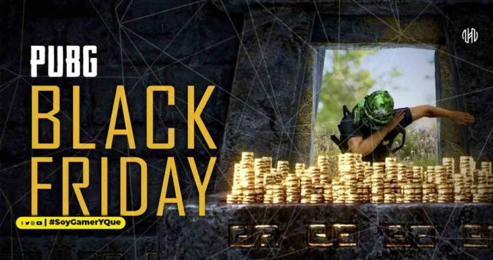 PUBG anuncia descuentos de hasta 75% durante Black Friday