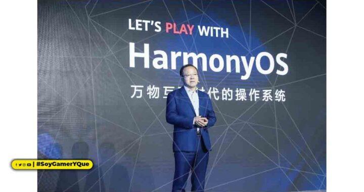 Huawei presenta HarmonyOS 2.0 Beta