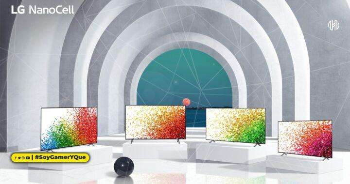 LG RATIFICA SU LIDERAZGO CON EL DESARROLLO DE LA ULTIMA TECNOLOGÍA EN TV