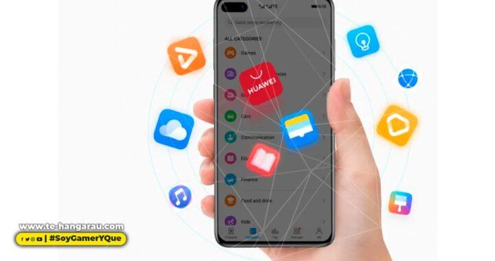 Haz transacciones seguras, descargando tus apps bancarias desde Appgallery