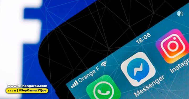 WhatsApp, Facebook e Instagram sufrieron caída mundial, reportan en redes sociales