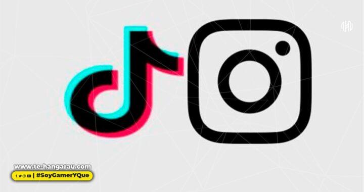 Instagram no quiere que sus usuarios sigan compartiendo vídeos de TikTok en la red social