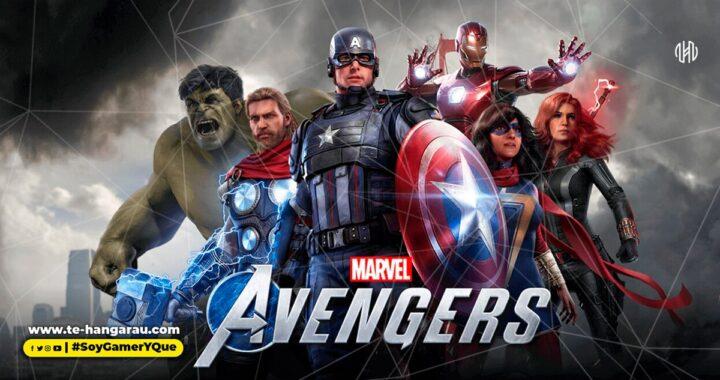 Marvel's Avengers revela mejoras que recibirá en PS5 y Xbox Series X|S