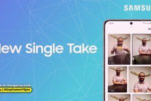 La inteligencia artificial del Galaxy S21  perfecciona tus fotos en un abrir y cerrar de ojos con Single Take
