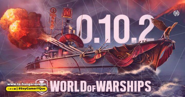 """World of Warships despliega su nuevo tipo de batalla temporal """"Gran Caza"""""""
