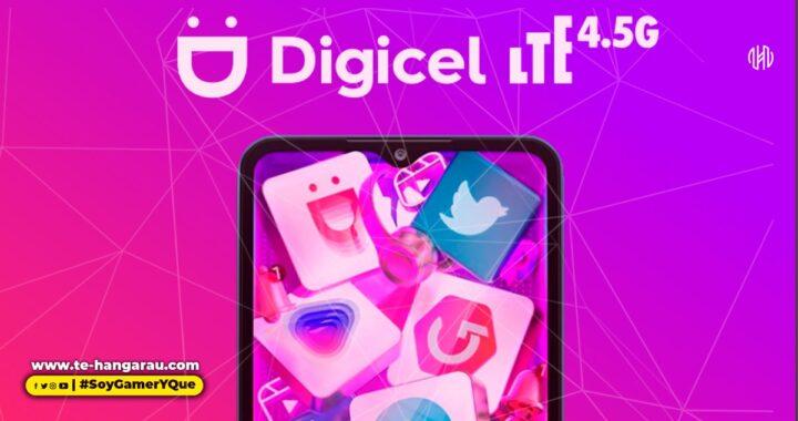 Digicel innova con la mejor experiencia LTE 4.5G con beneficios únicos para el mercado salvadoreño
