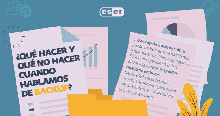 Backup: los 10 errores más comunes al guardar información