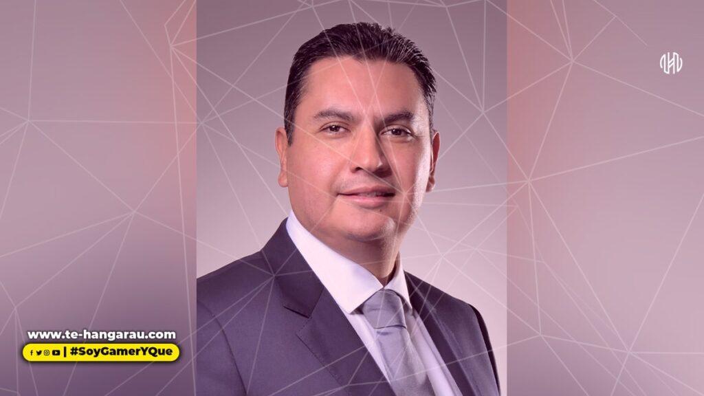 Gustavo Pérez, Telecom Sales Director NOLA (Norte de América Latina)