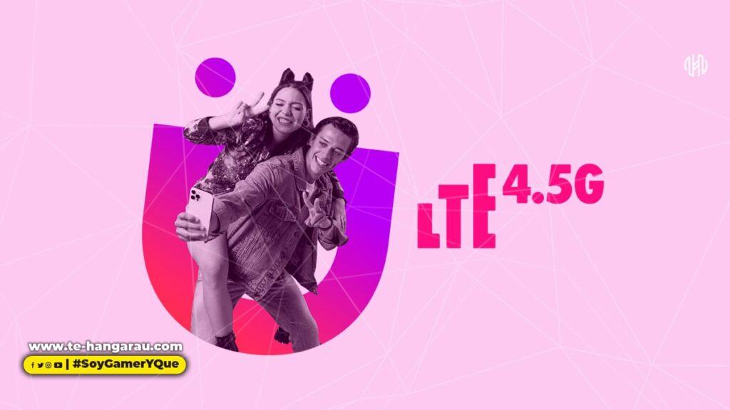 LTE 4.5g