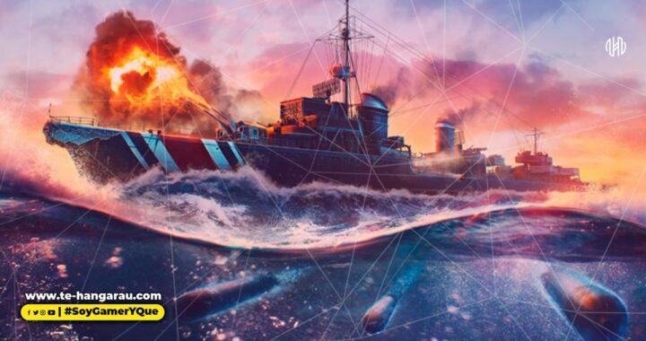 Los Destructores Alemanes Llegan Al Acceso Anticipado De World Of Warships Mientras Los Jugadores Regresan Al Astillero De Hamburgo