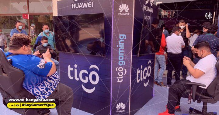 Llega a Tiendas Tigo el nuevo HUAWEI Y7a y Y6p acompañado de la Copa Tigo Gaming