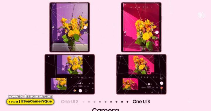 Expertos de Samsung explican la innovadora cámara  y el Modo Flex del Galaxy Z Fold2