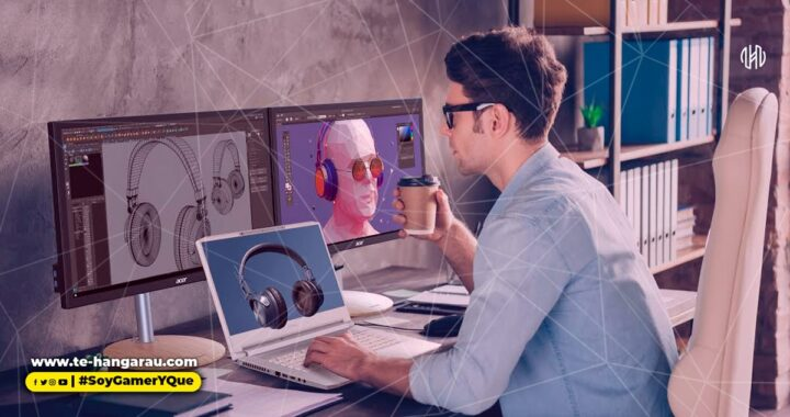 Acer presenta SpatialLabs en ConceptD, empoderando a los creadores con 3D estereoscópico