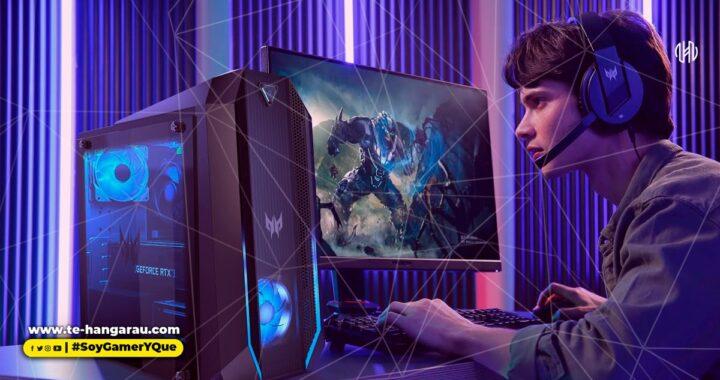 Acer actualiza sus desktops gaming Predator Orion y Nitro