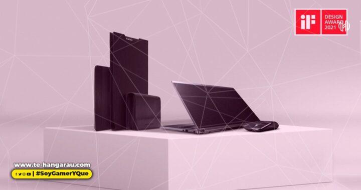 Acer, premiada en los iF Design Awards 2021 con sus líneas ConceptD y Predator