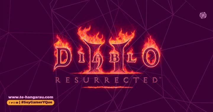 Diablo II: Resurrected vuelve a abrir las puertas del Infierno el 23 de septiembre