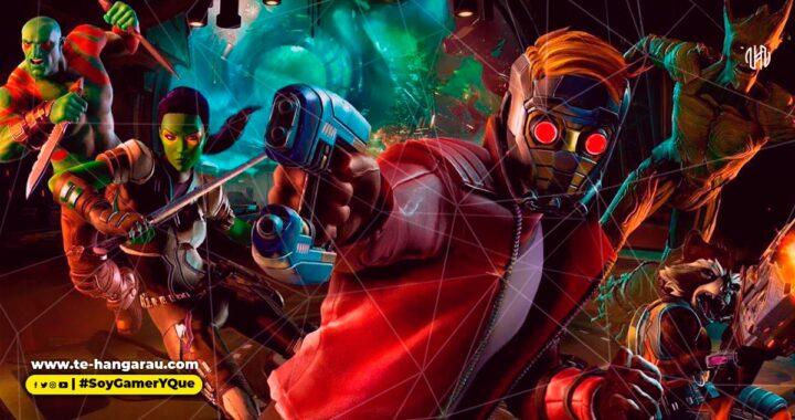 E3 2021: filtran la presentación del juego de Los Guardianes de la Galaxia