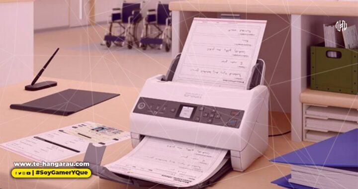 Escáneres: digitalizando la realidad