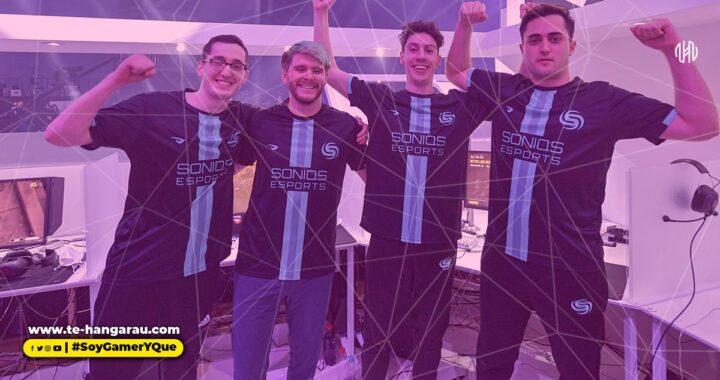 Los Soniqs ganan la Semana 3 y son campeones del PCS4 Américas