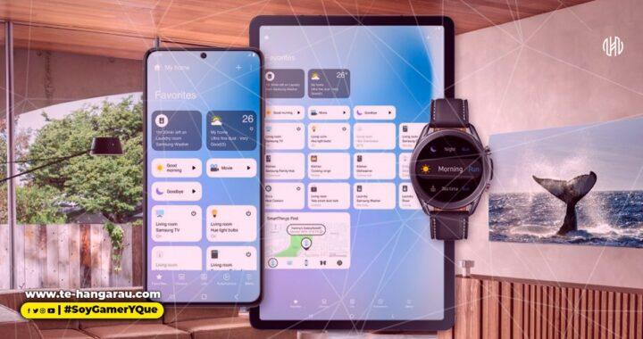 Conectar tu hogar es más sencillo y dinámico con el Samsung SmartThings renovado