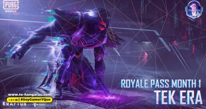 PUBG MOBILE lanza un nuevo sistema para el Royale Pass Month