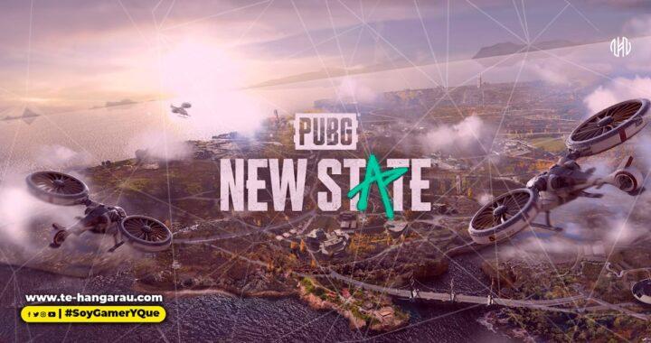 PUBG: NEW STATE alcanza los 20 millones de usuarios prerregistrados en Google Play Store