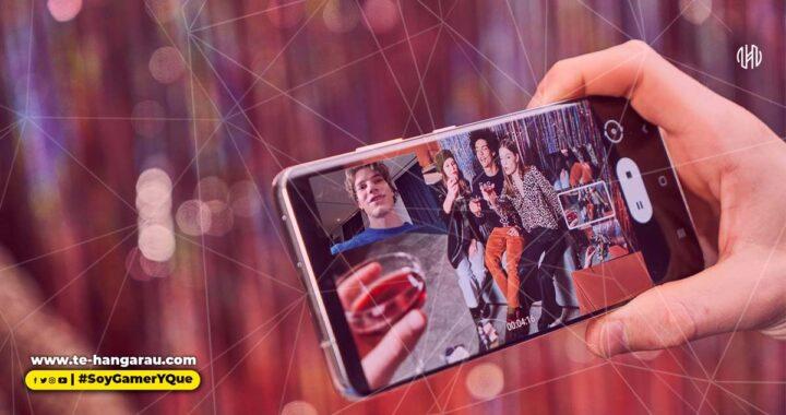 Toma las mejores selfies con la inteligencia artificial de tu Samsung Galaxy S21